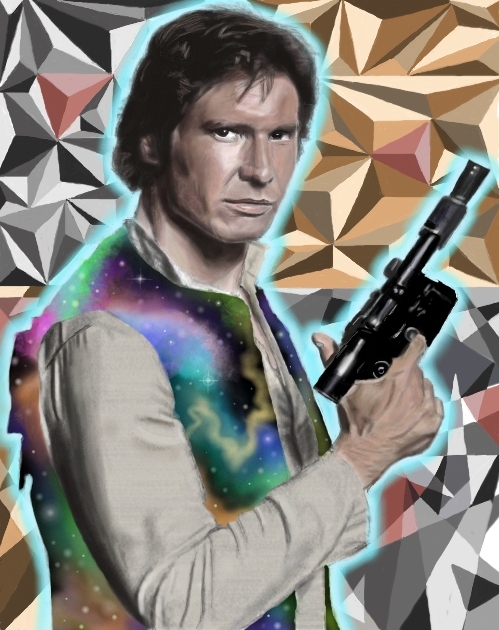 Harrison Ford by StrenAbility